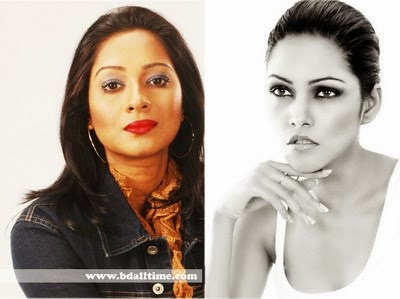 Moutushi and Jannatul Peya Pair in Movie