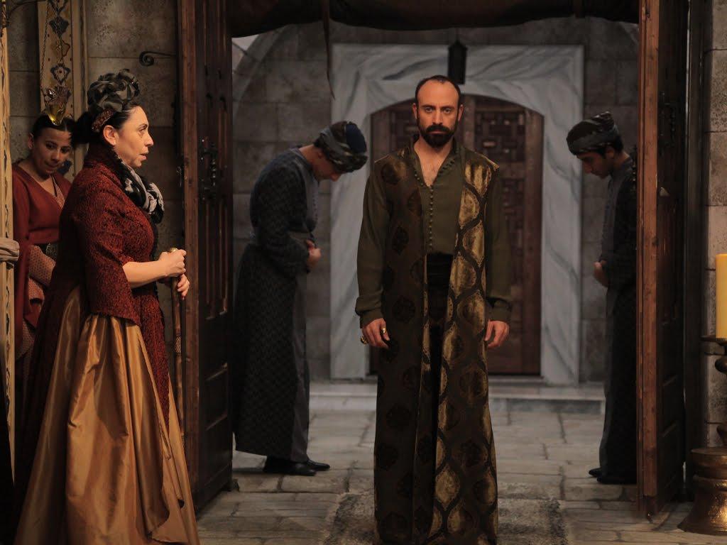 Sulejman Veličanstveni, turska TV serija download besplatne pozadine