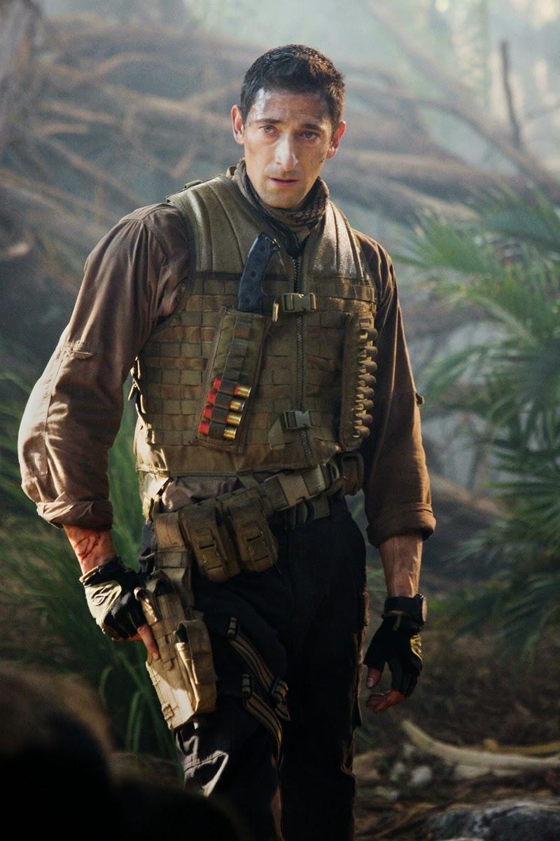 Penny Watson Author: A... Adrien Brody Predator