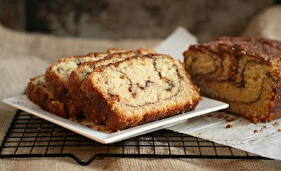 Sweet Cinnamon Bread