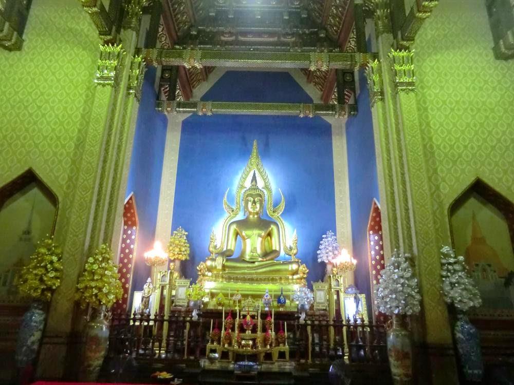El mundo a tus pies templo m rmol bangkok - Cuidado del marmol ...