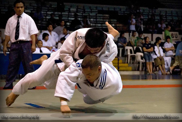 UAAP Season 74 Judo Results