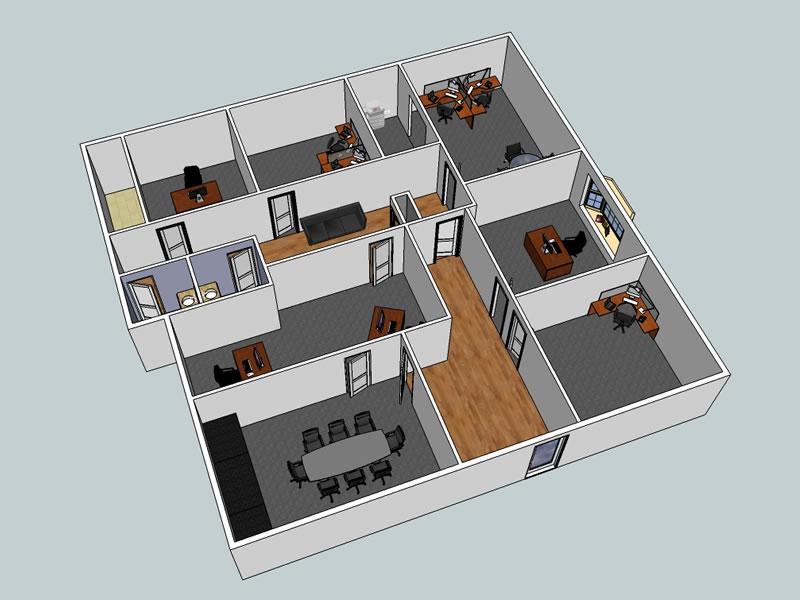 foundation dezin decor office plans views