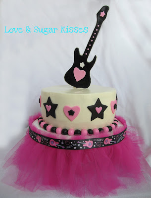 Cake Stand with a Tutu.