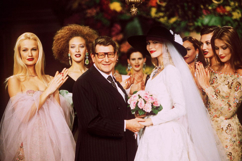 Best fashion documentaries / Yves Saint Laurent / via fashionedbylove.co.uk british fashion blog