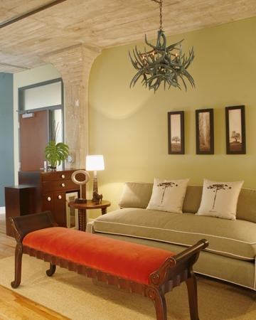 Modern Furniture 2013 Transitional Living Room Decorating