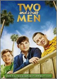Dois Homens e Meio (Two And A Half Men) 1ª a 11ª Temporada Dublado e Legendado Torrent