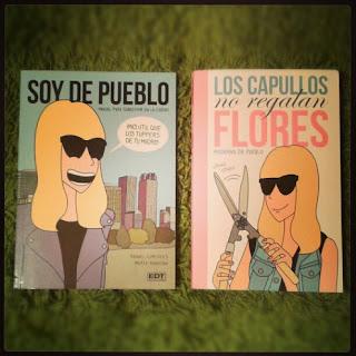 """""""Soy de Pueblo"""" y """"Los capullos no regalan flores"""", los dos libros de Raque Córcoles //María García Aguado"""