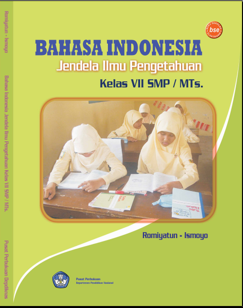 Ebook Bahasa Indonesia Jendela Ilmu Pengetahuan Untuk Smp Kelas 7