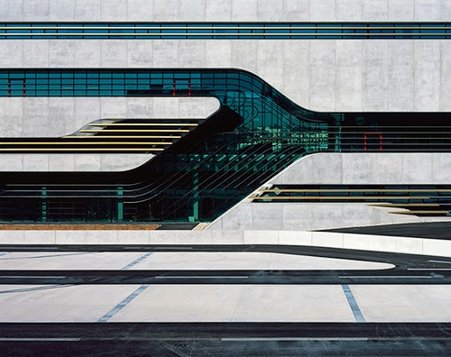 Renowned architectural photographer Hélène Binet's lifescale in Indiaartndesign ezine
