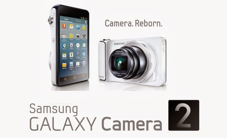 Samsung Galaxy Camera 2, Android Jelly Bean, Selfie, super zoom camera, Android camera, Wi-Fi, GPS, NFC