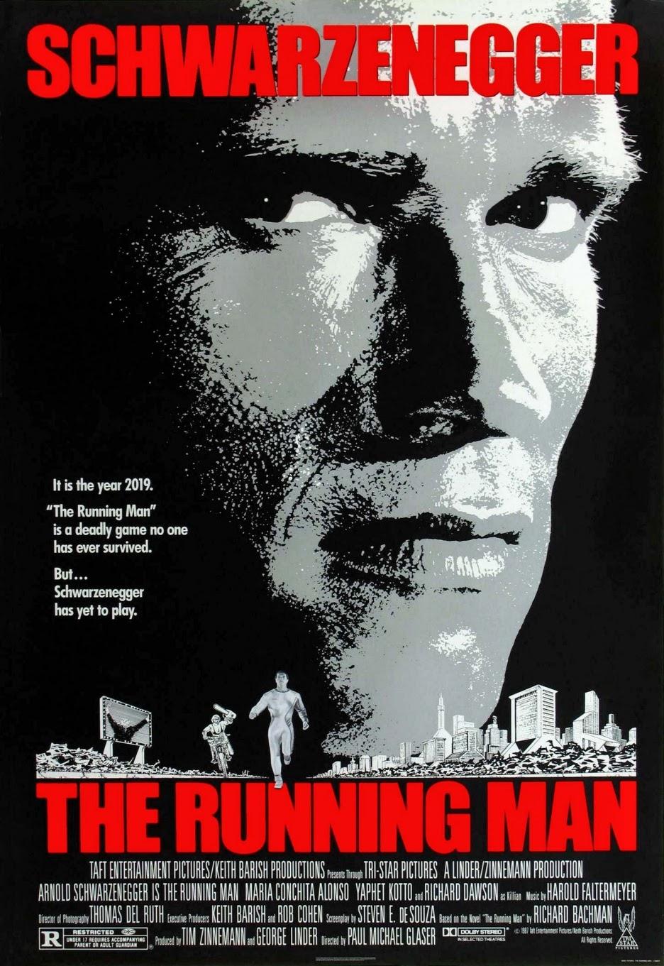 the running man essay