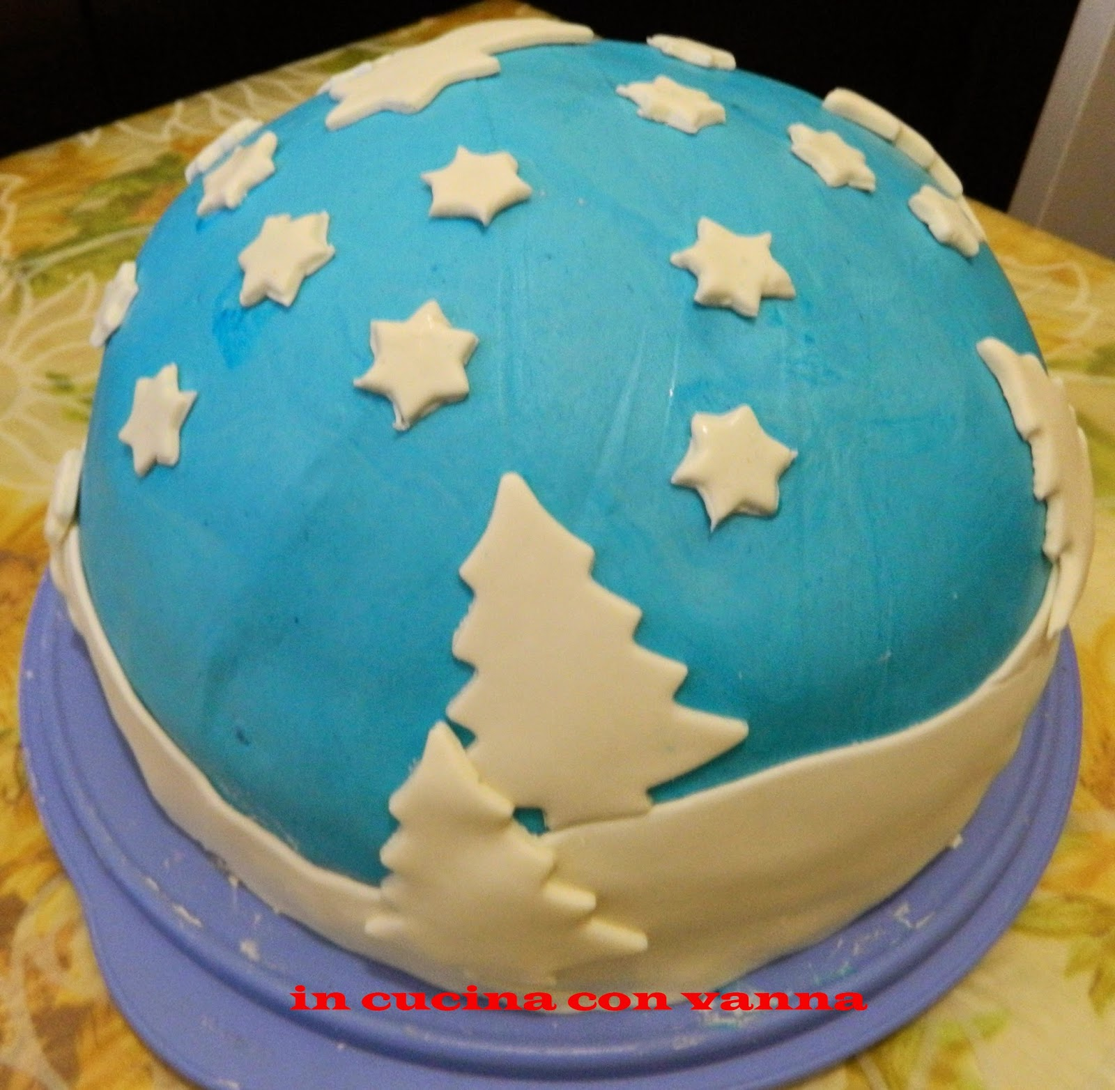 torta di compleanno di anna