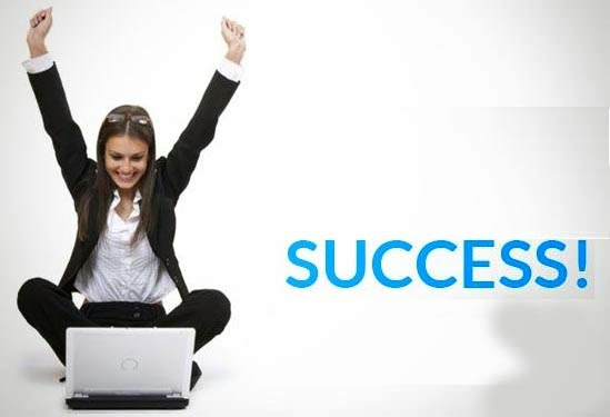 achieve blogging success