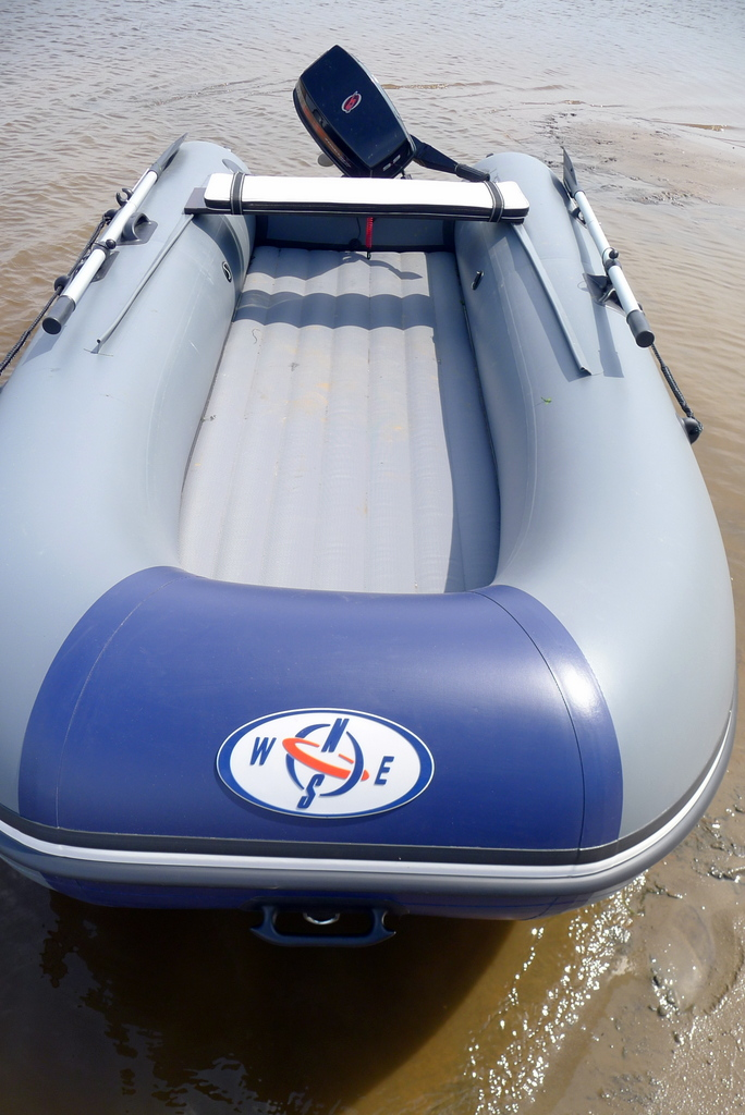 дека 350 лодка