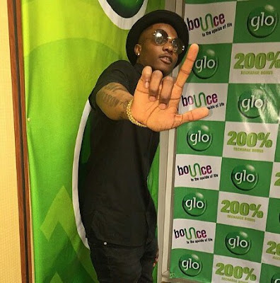 Why I signed with Glo-wizkid