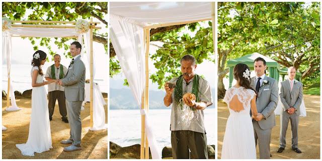 vows, Hawai, st. regis princeville