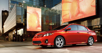 Toyota corolla 2012 photos