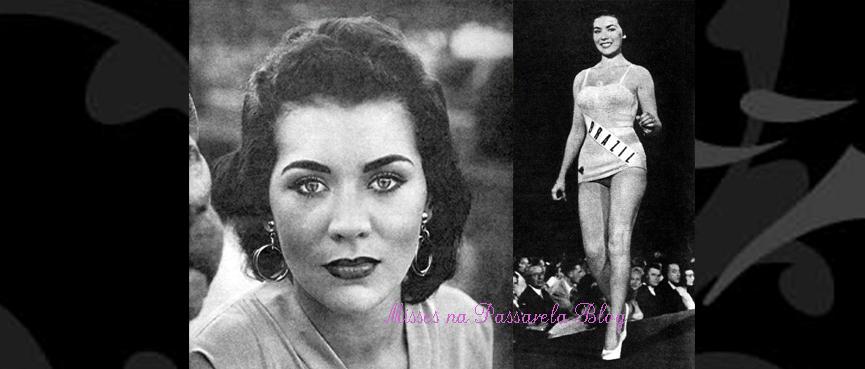 MISS BRASIL 1956