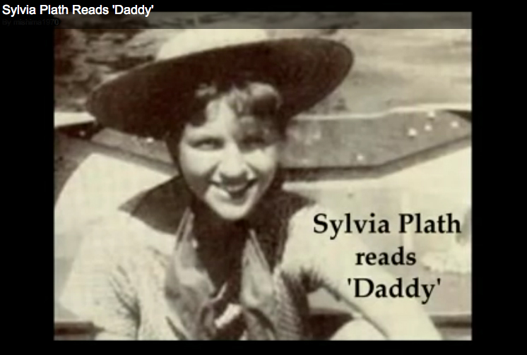 Sylvia plath daddy essay