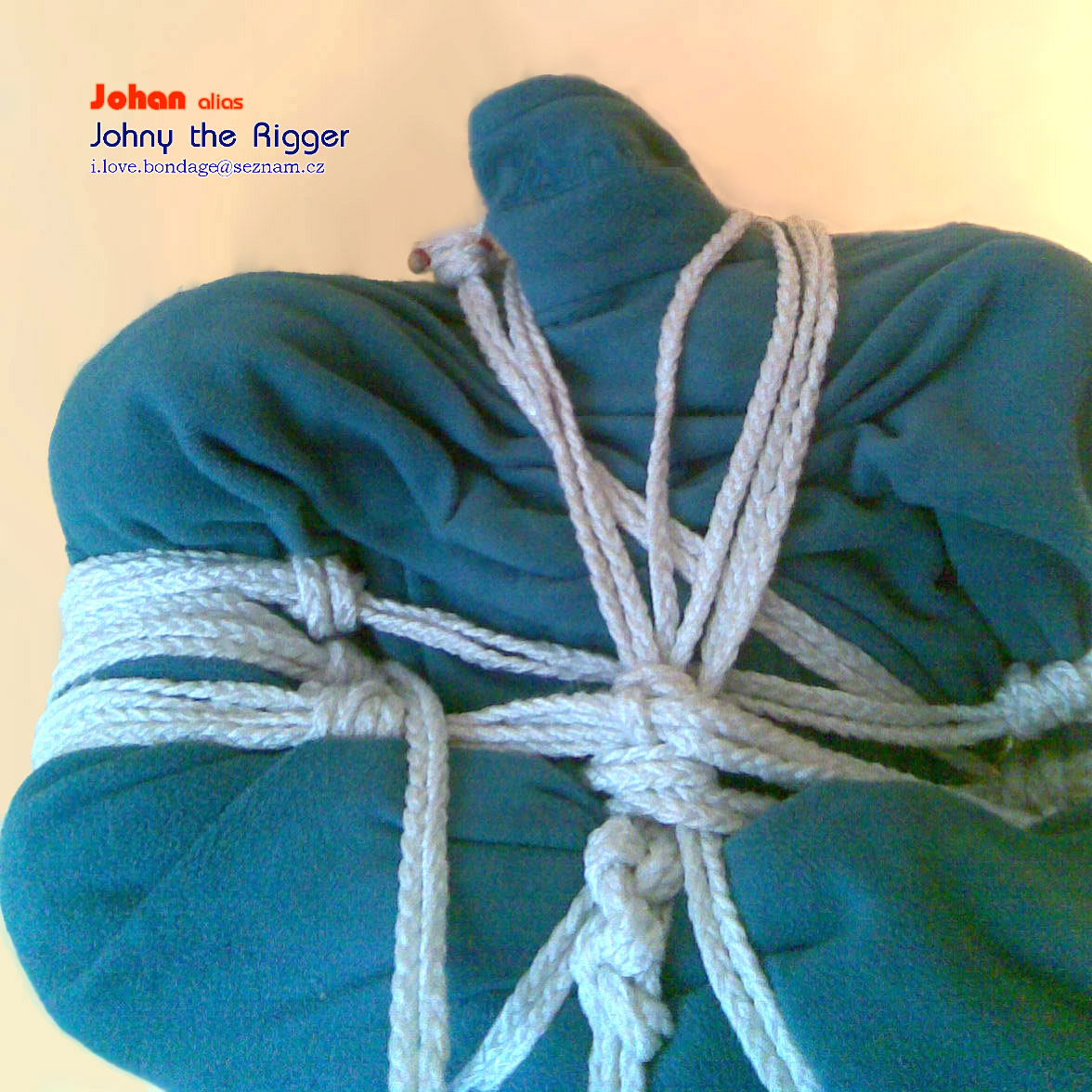 Rope Rebirth http://my-knots.blogspot.com/2011/05/nawa-shibari-tutorial-water-caltrop-v-4_8346.html