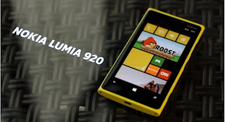 Nokia Lumia 920 released date