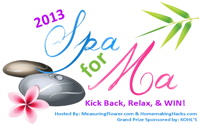 3rd Annual Spa For Ma Giveaway Hop