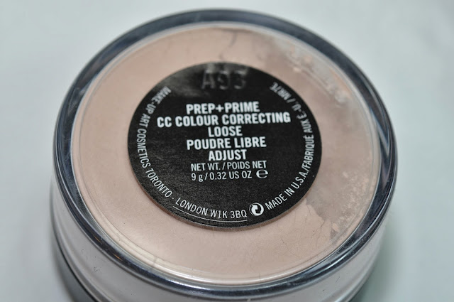 MAC CC Colour Correct Loose Powder in Adjust