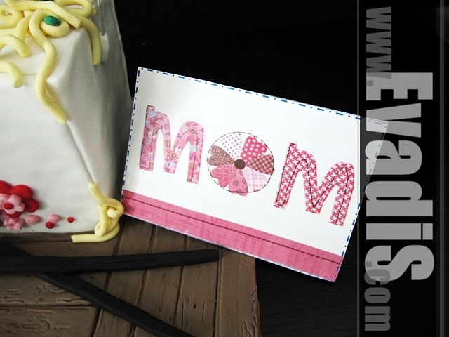 Card Picture of Happy Mother's Day 2013 Package