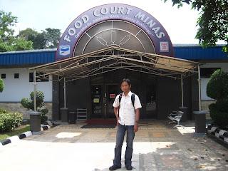 Simpang Raya, Chevron Minas