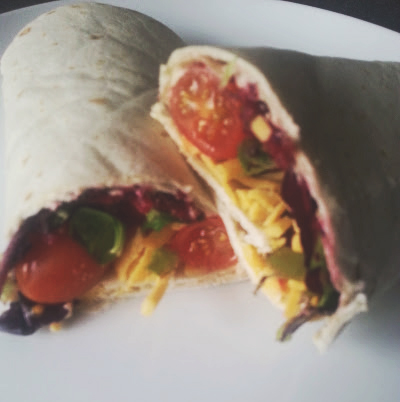 The Vegetarian Food Diary