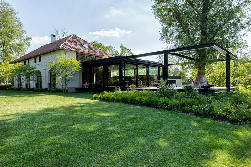 Dosis Arquitectura: Renovación moderna y Ampliación de una casa ...
