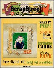 SCRAP STREET FREE MAGAZINE