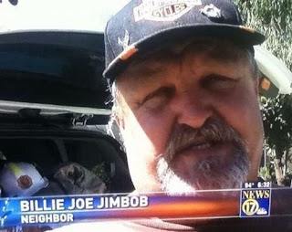 tv interview funny witness name redneck hillbilly