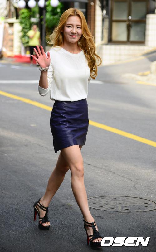 [PICS] HyoYeon @ 96ny '12 F/W  201206261619773703_1