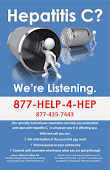 New National Hepatitis C Helpline