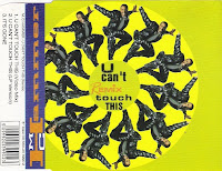MC Hammer - U Can\'t Touch This (Remix) (CDM) (1990)