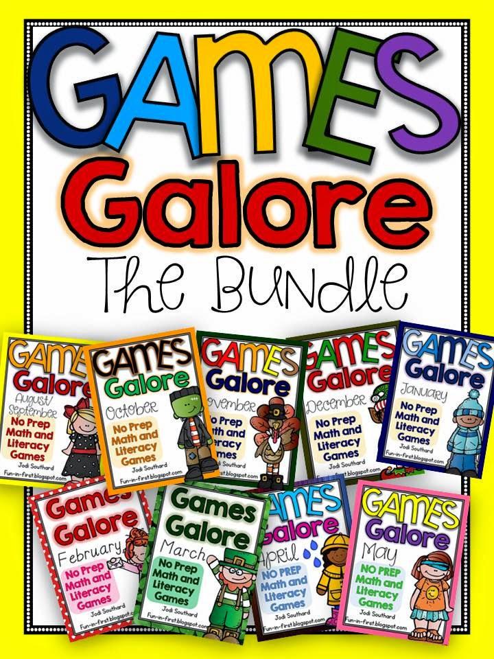 http://www.teacherspayteachers.com/Product/Games-Galore-The-Bundle-1458011