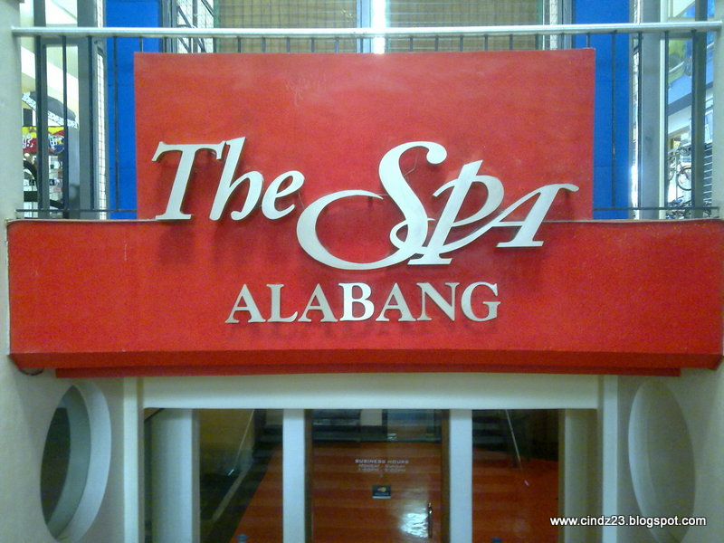 All about family the spa in alabang town center im always excited whenever i go to spas stopboris Image collections