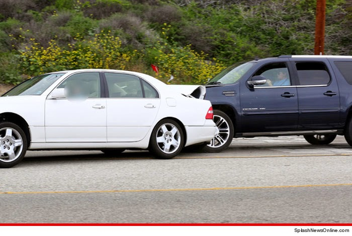 Bruce Jenner 'Couldn't Avoid The Crash'