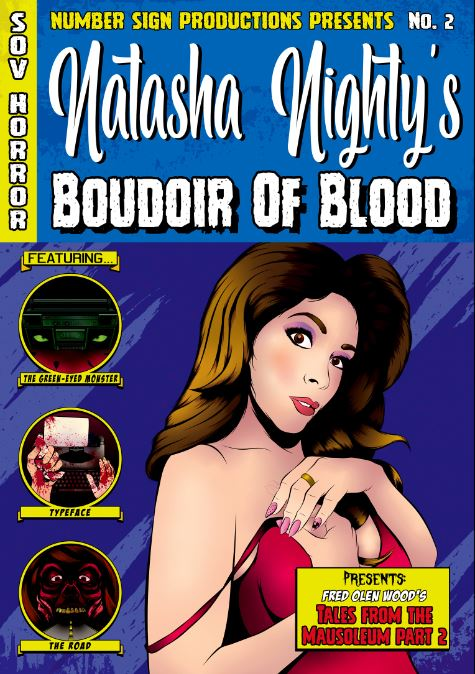Natasha Nighty's Boudoir Of Blood DVD Available Now!!!