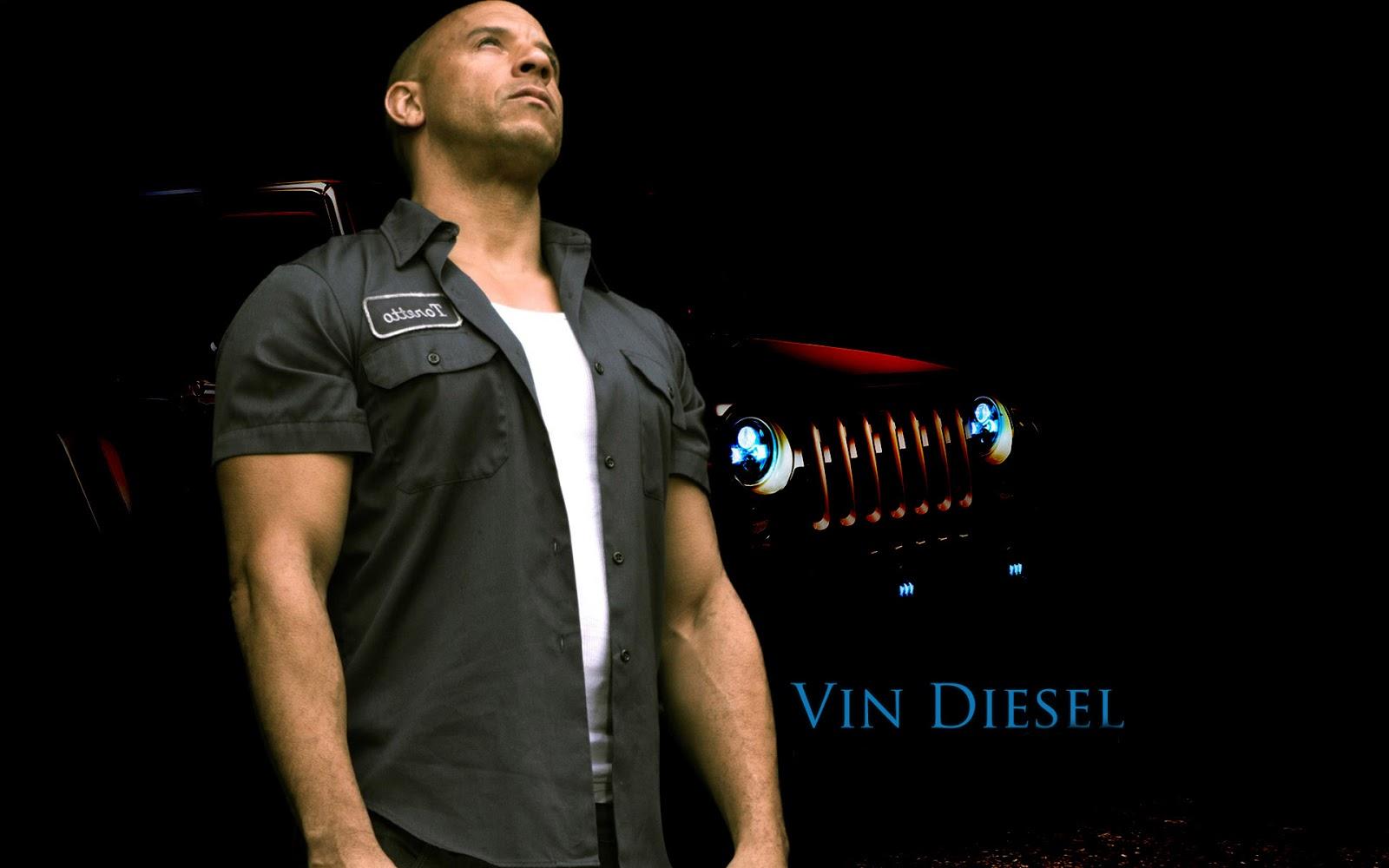 Vin Diesel 2016 Body