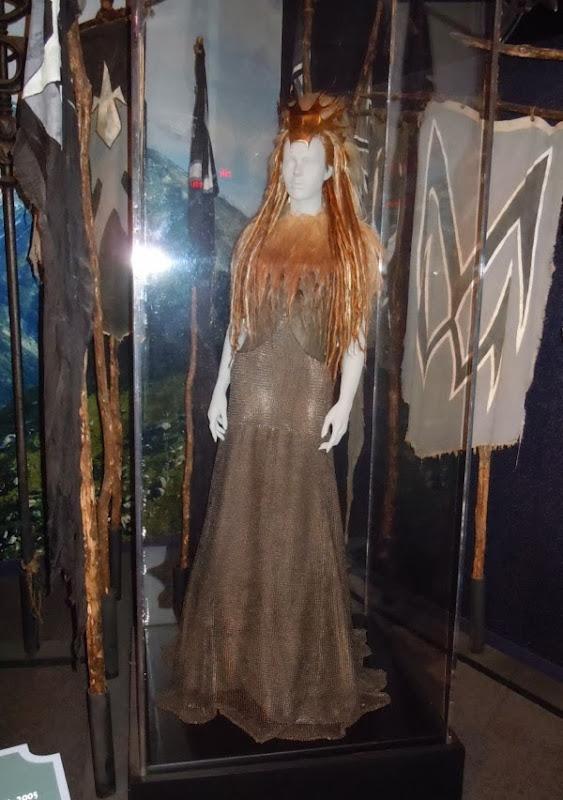 White Witch Jadis movie costume Narnia