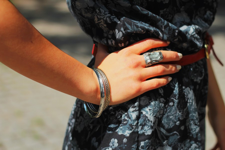 fashion accessoires detail ring