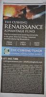 Cushing Renaissance Advantage Fund Ad