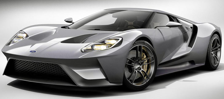 Ford Indicated It Would Be Priced Competitively With The Lamborghini Aventador Which Carries A Base Sticker Price Approaching