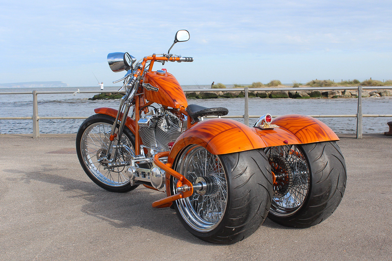 harley davidson trike. Black Bedroom Furniture Sets. Home Design Ideas