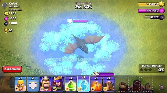 Update Terbaru Clash of Clans 17 September 2015