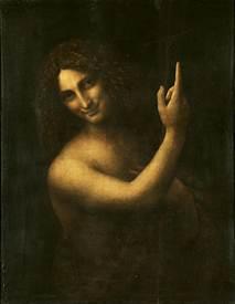 San Juan Bautista - Leonardo da Vinci, 1508-1513