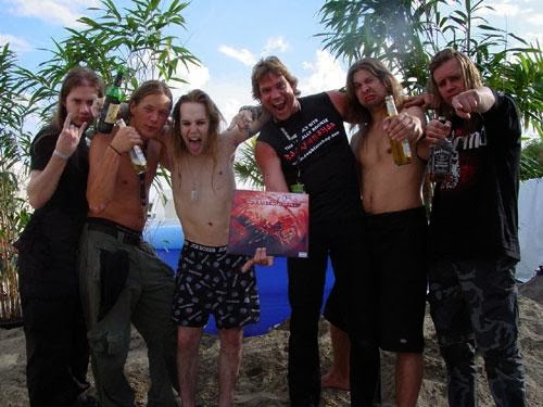 Children of Bodom and ricky Martin